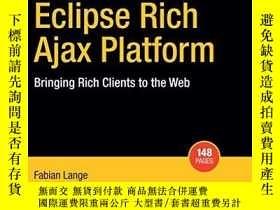 二手書博民逛書店Eclipse罕見Rich Ajax PlatformY256260 Fabian Lange Apress