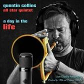【停看聽音響唱片】【CD】奎汀.柯林斯群星五重奏:生命中的一天