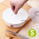 日式萬能保鮮蓋軟膠多用蓋 密封蓋碗蓋杯蓋...