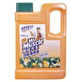 威猛先生地板清潔劑-鮮橙2000ML【愛買】