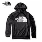 The North Face 男 FlashDry 吸濕排汗連帽上衣 黑 NF0A497IJK3【GO WILD】