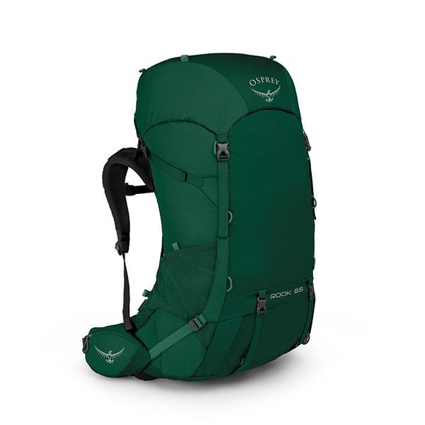[OSPREY] Rook 65 登山健行背包 野鴨綠 O/S (10001762MG) 秀山莊戶外用品旗艦店