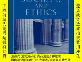 二手書博民逛書店Case罕見Studies In Business, Society And EthicsY255562 Be