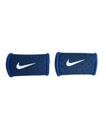 NIKE DRI-FIT Finger Sleeves [NKS05400LG] 運動 訓練 護指套 透氣 舒適 藍白