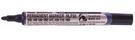 《享亮商城》NLF50-A 黑色 圓頭後壓式油性筆 百點