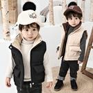 男童馬甲新款秋冬季兒童外穿馬夾冬款洋氣棉坎肩寶寶羽絨背心外套 小山好物