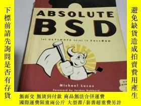 二手書博民逛書店the罕見complete freeBsd(外文)Y212829