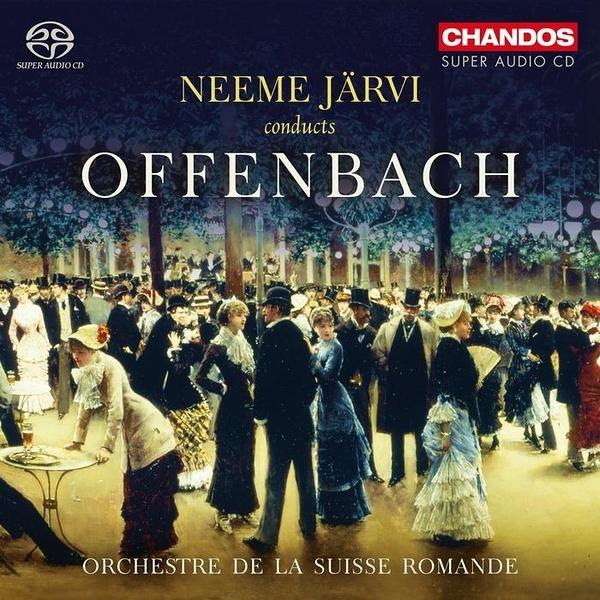 【停看聽音響唱片】【SACD】奧芬巴哈:序曲集
