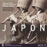 【停看聽音響唱片】【CD】Japan:Musical Offering of a Shakuhachi Master 吹禪.尺八