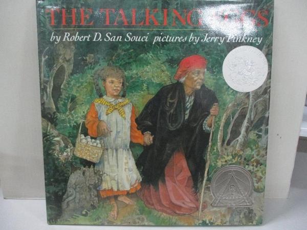 【書寶二手書T1/原文小說_D5G】The Talking Eggs: A Folktale from the American…