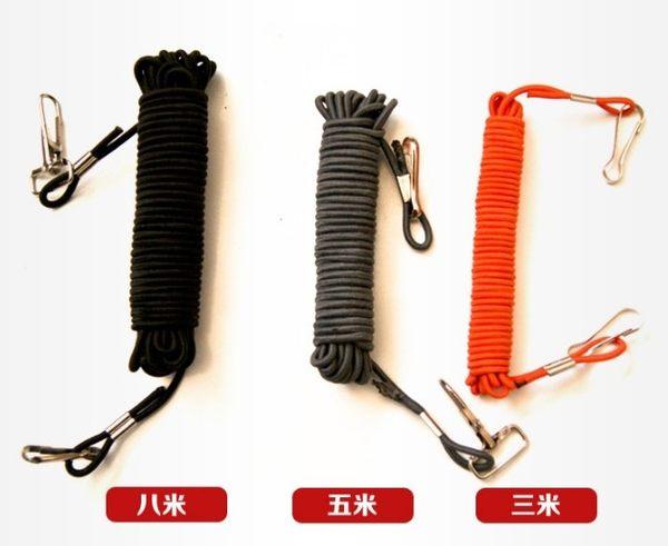 [協貿國際] 橡皮筋鬆緊失手繩 5 個價