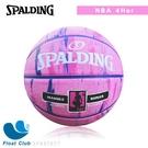 SPALDING 斯伯丁 NBA 大理石印花系列 6號 粉紅 SPA83877 原價590元