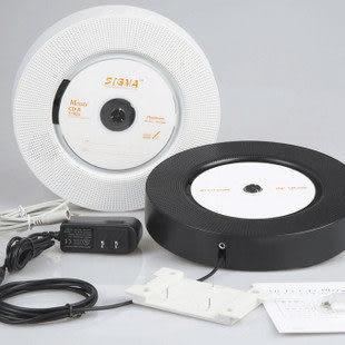 經典數位~榮獲法國設計大獎~壁掛式CD播放機~支援收音機/USB隨身碟MP3播放~