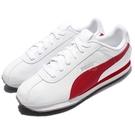 Puma 復古慢跑鞋 Turin 白 紅...