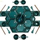 陶瓷拼盤餐具組合家用創意網紅飯碗碗盤高檔碗碟套裝北歐盤子菜盤 【618特惠】