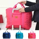 韓國防水超大容量行李包 可折疊旅行包短途男女手提行李袋旅行袋【B011】MY COLOR