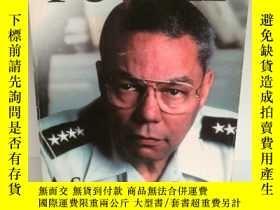 二手書博民逛書店Colin罕見Powell:A Soldier s Way: A