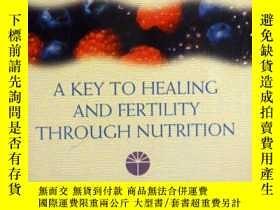 二手書博民逛書店英文原版罕見Endometriosis: A Key to He