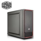 【Cooler Master 酷碼】MasterBox E500L 電競機殼(紅)