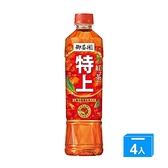 御茶園 特上紅茶550ML x4入【愛買】