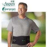 【又強】美國ASPEN EVERGREEN 637 LSO背架護腰-黑(耶思本脊椎裝具(未滅菌))
