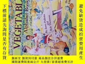 二手書博民逛書店The罕見Victry Garden VEGETABLE Alp