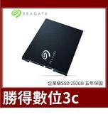 希捷 Seagate 固態硬碟 BarraCuda 企業級SSD 250GB STGS250401 原廠五年保固
