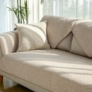 棉沙發墊布藝四季簡約實木坐墊現代通用秋冬防滑沙發套靠巾定做 【快速出貨】