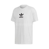 adidas 短袖T恤 Premium Tee 白 黑 男款 短T 運動休閒 【ACS】 FM9920