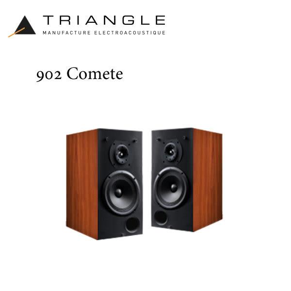 【竹北勝豐群音響】書架型喇叭 Triangle 902 Comete書架型喇叭 (Sonus Faber Venere / PMC twenty)
