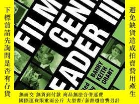 二手書博民逛書店Film罕見Genre Reader IiiY256260 Grant, Barry University O