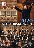 【停看聽音響唱片】【DVD】尼爾森斯&維也納愛樂 / 2020維也納新年音樂會 (DVD)