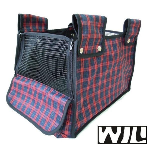 WILL設計 + 寵物用品 推車專用大型購物袋*蘇格蘭