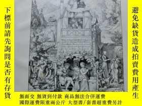 二手書博民逛書店【罕見】1888年木刻版畫《讚美女性》(Das Lob des