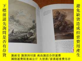 二手書博民逛書店2手英文罕見Gainsborough s Landscapes: Themes and Variations 庚斯