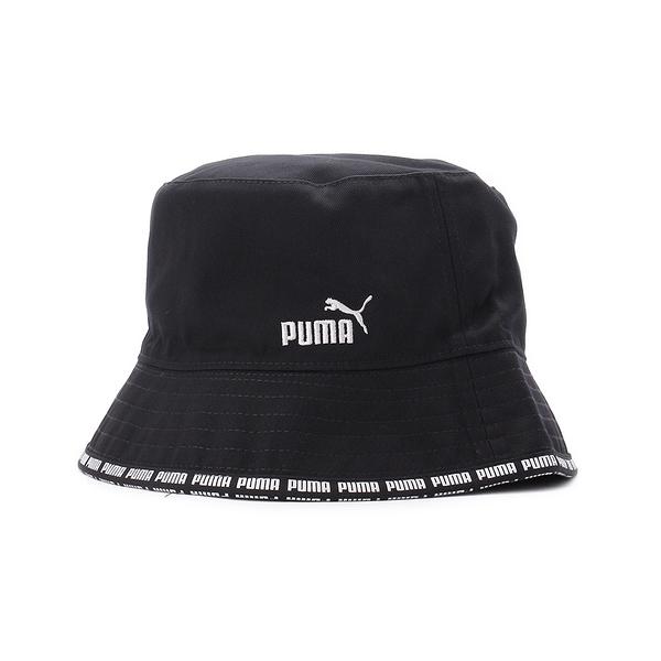 PUMA CORE 雙面漁夫帽 黑 023432-01