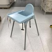 兒童餐椅  兒童餐椅寶寶餐椅便攜可堆疊寶寶吃飯椅非實木可拆卸多省 【全館免運】