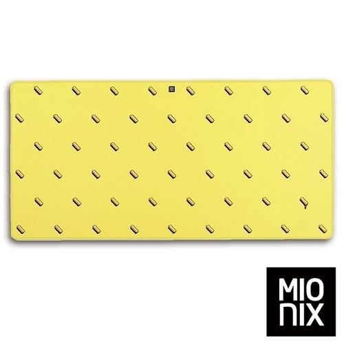 【MIONIX 】Desk Pad French Fries 專業級電競桌墊 (薯條黃)