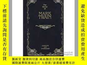 二手書博民逛書店The罕見Works Of Mark Twain Complet