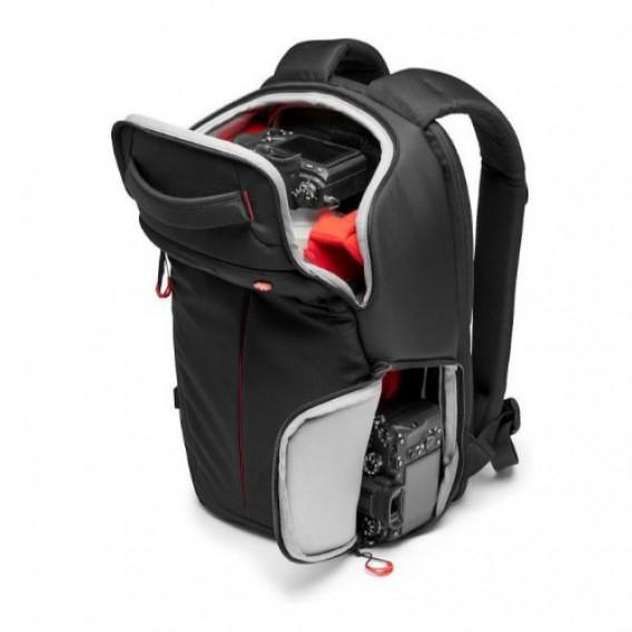 曼富圖 Manfrotto Pro light MB PL-BP-R-110 紅蜂 110 雙肩相機後背包【公司貨】 MBPL-BP-R-110