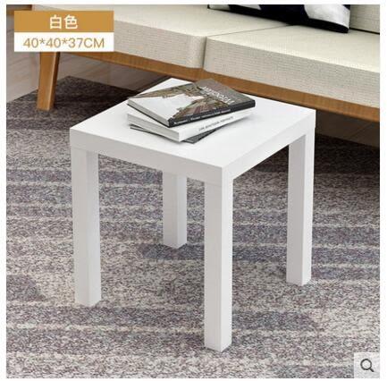 簡約茶几角幾客廳簡易木桌小戶型沙發邊幾邊桌迷你小方桌