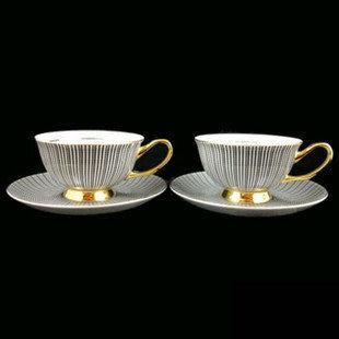 骨瓷咖啡杯套裝 英式禮盒