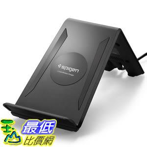 [美國直購] Spigen 3 Coil Charger (SGP11480)[F300W] Premium Qi Charging Stand 充電器 充電座