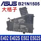 ASUS B21N1505 2芯 原廠電池 大格子 E402 E402S E402M E402MA E502 E502S E402NA E502MA E502SA E502NA