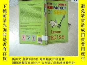 二手書博民逛書店WITH罕見ONE LOUSY FREE PACKET OF S