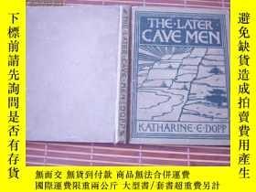 二手書博民逛書店THE罕見LATER CAVE MENY14635 出版1925