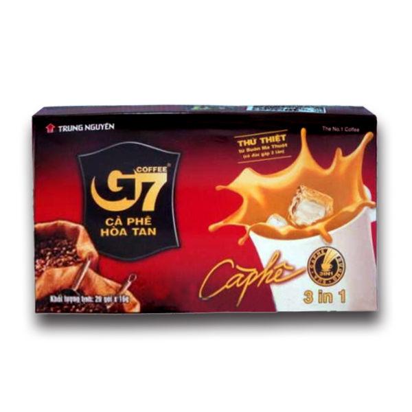 G7三合一即溶咖啡(16g*50入)