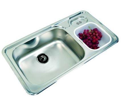 歐雅系統家具 系統櫥櫃 / 客製化訂做 【RGX-ISD 870B-L多元化實用水槽】