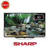 SHARP 夏普 60吋 4K UHD Android TV 聯網電視 4T-C60AM1T 日本製 送北市精緻桌裝 公司貨