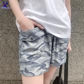 【春夏新品】American Bluedeer - 迷彩口袋短褲 二色  春夏新款